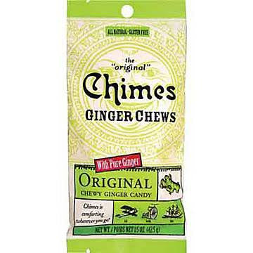 Chimes original chewy ginger chews
