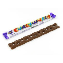 Curly Wurly  Marathon  milk chocolate caramel bar