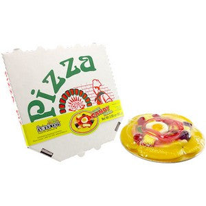 Gummy Pizza 3 oz