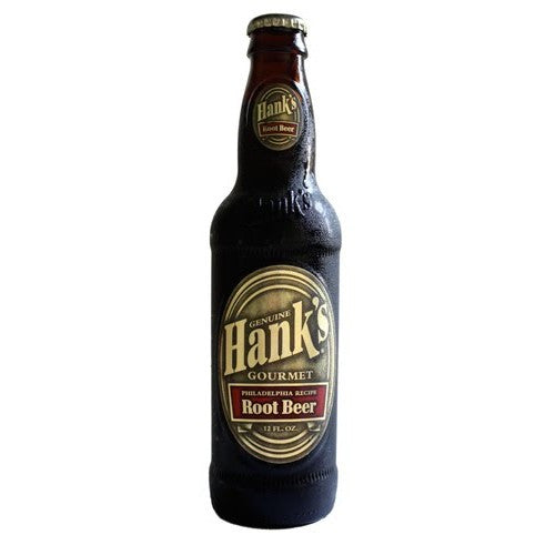 Glass BottleHanks Root Beer