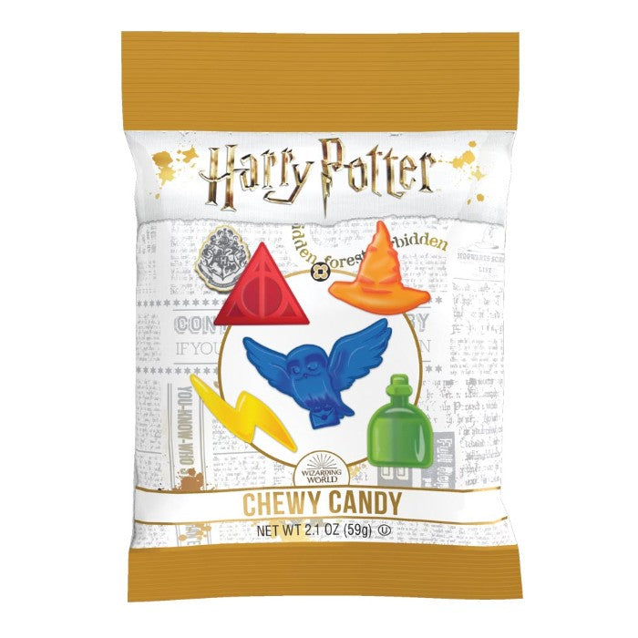 Harry Potter Gummy Chewy Candy