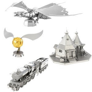 Harry Potter Metal Earth DIY Model Kit