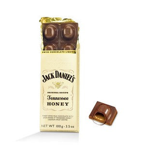 Jack Daniels Honey Whisky Chocolate bar