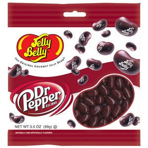 Jelly Belly  Dr Pepper flavored jelly beans