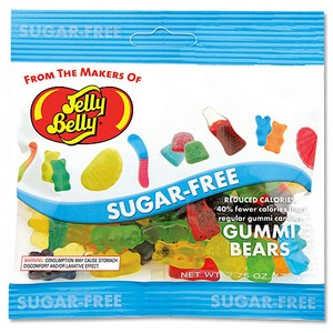 Jelly Belly Gummi Bears Sugar Free