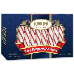 King Leo Peppermint sticks