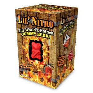Lil Nitro Worlds Hottest Gummy Bear