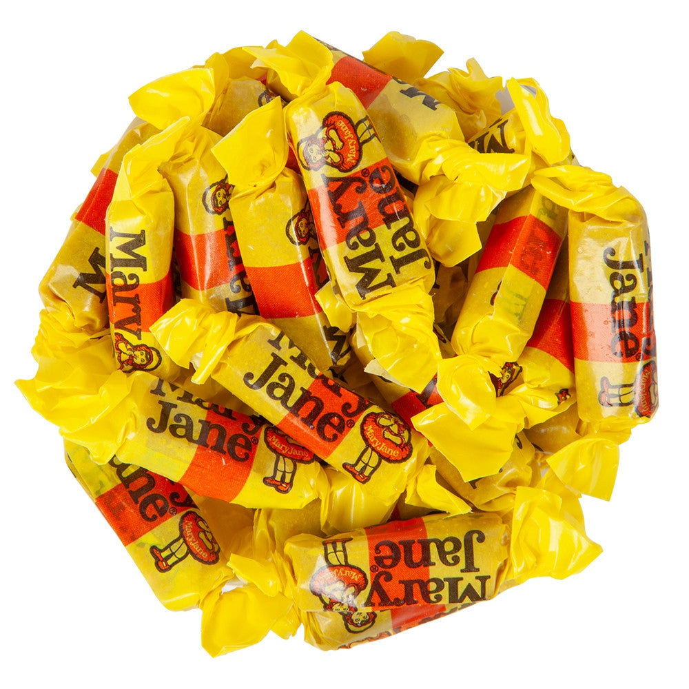 Bulk Mary Jane Nostalgic Candy