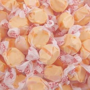 Orange Salt Water Taffy Dallas