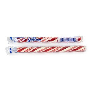 peppermint flavored candy sticks
