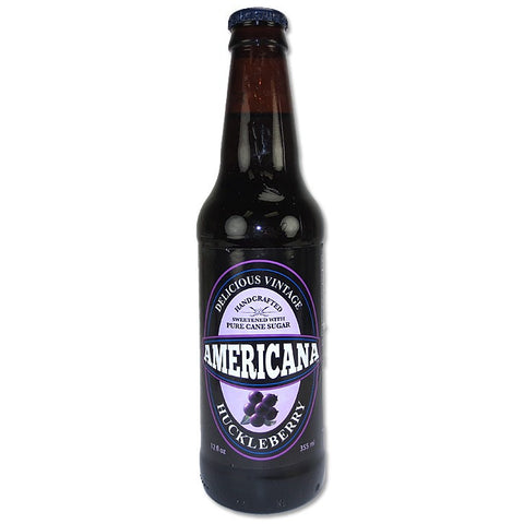 Americana Huckleberry Soda