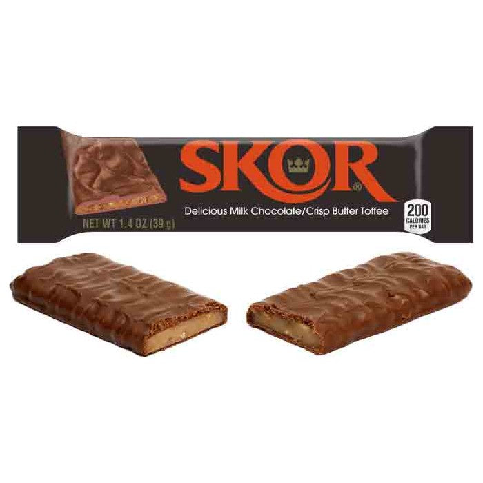 Skor Toffee Choclate Bar