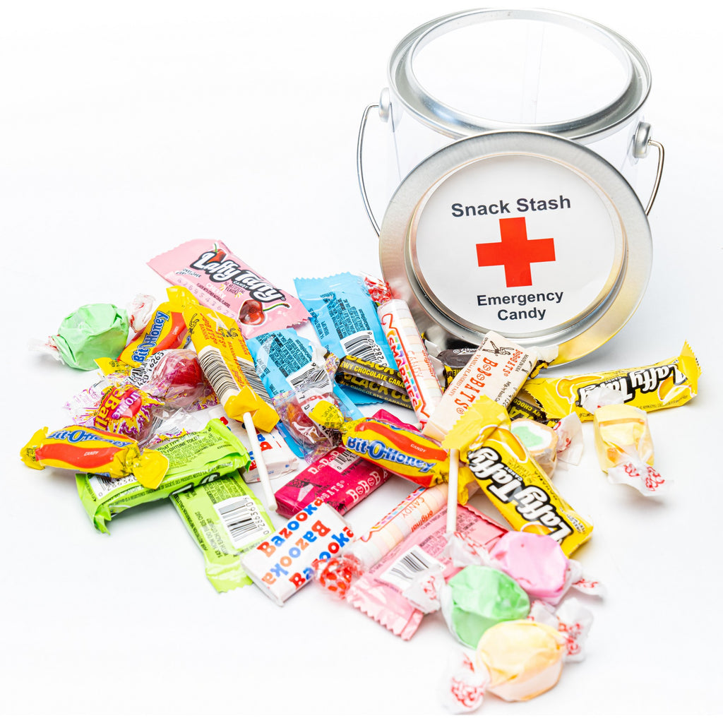 Snack Stash Emergency Candy Kit