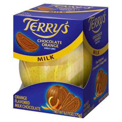 Terrys Milk Chocolate Orange Ball | Blooms Candy & Soda ...