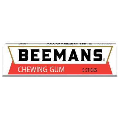 Beemans Gum - MFG DISCONTINUED