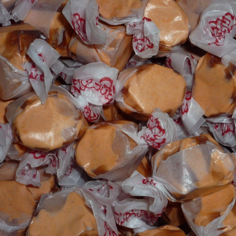 Pumpkin Pie Taffy