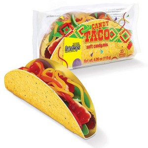 Raindrops Gummy Candy Taco