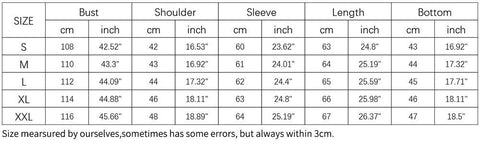 Size Guide - Funny Cat Adicats Women Hip Pop Pullover Hoodie   Attapet