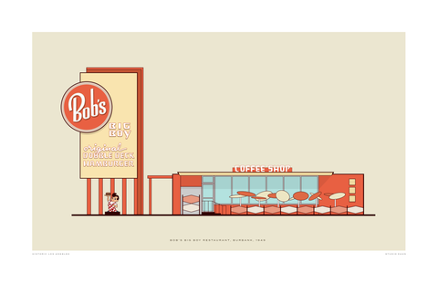Los Angeles / Burbank / Bob's Big Boy