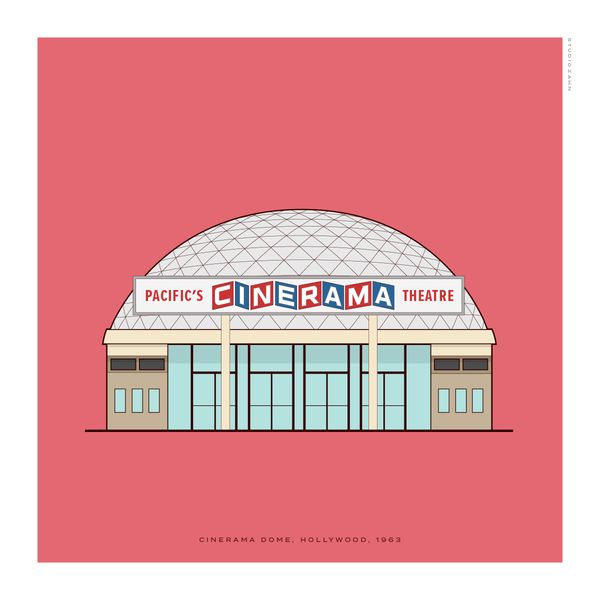Los Angeles / Cinerama Dome