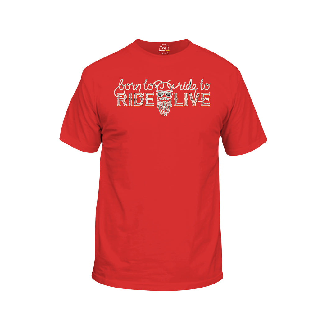 Ride To Live T-Shirt