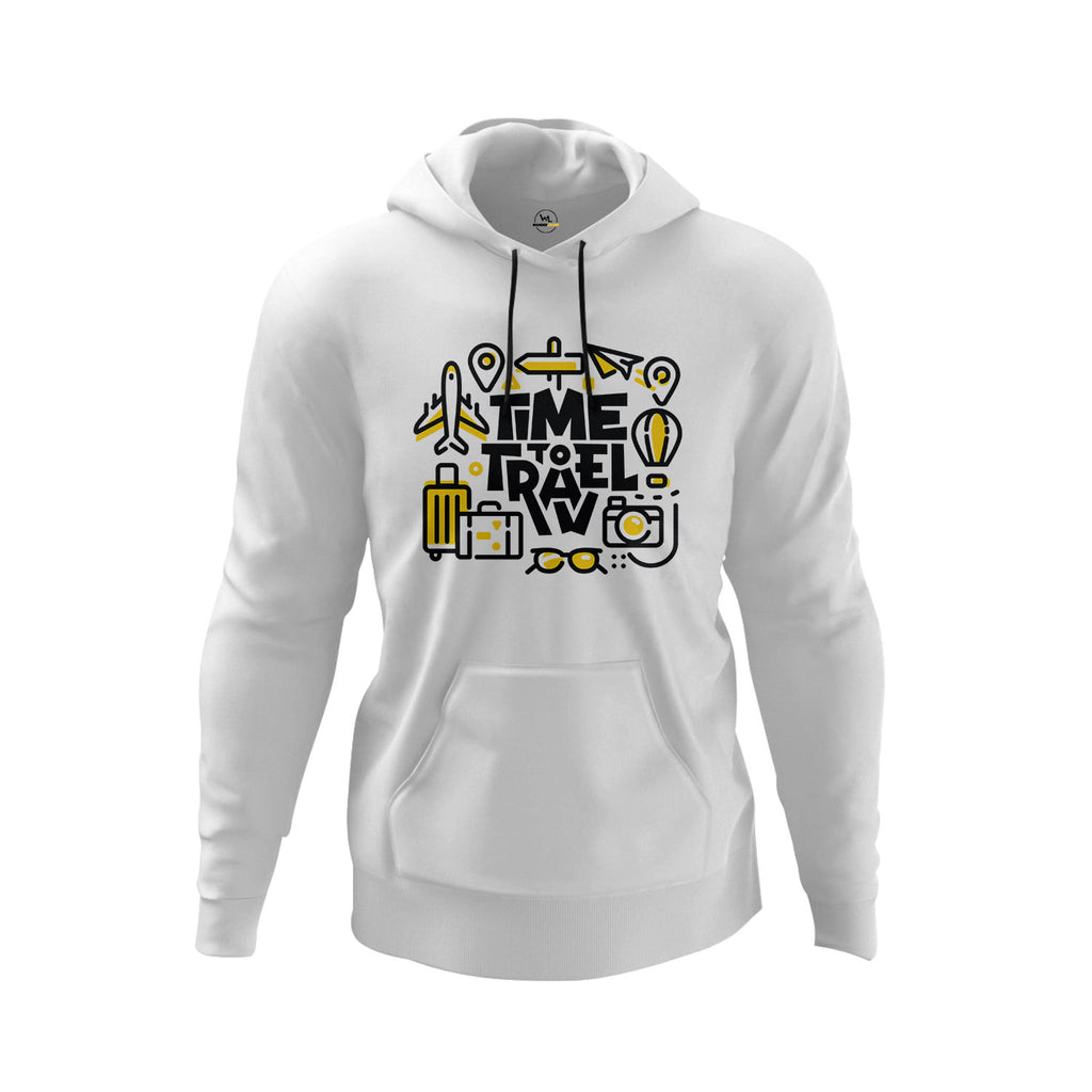 Time to Travel Hoodie