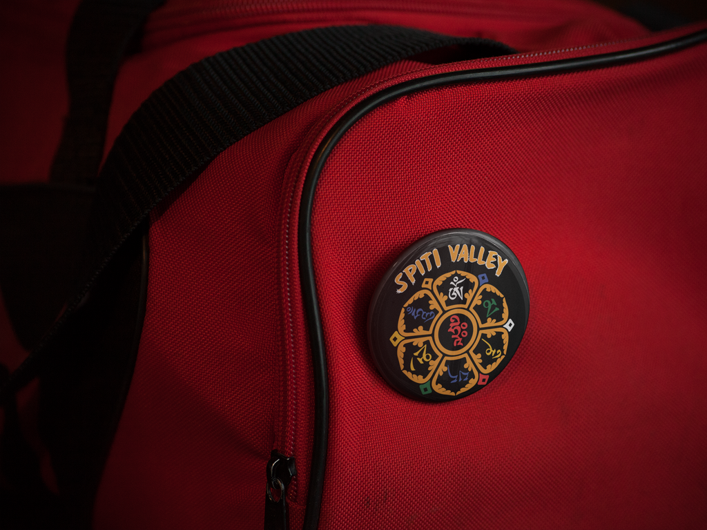 Spiti Valley Badge