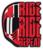 Ride Infinity Sticker