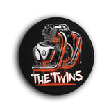The Twins Badge
