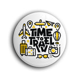 Time to Travel Badge