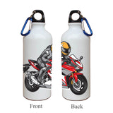 Aluminium sipper for bikers.