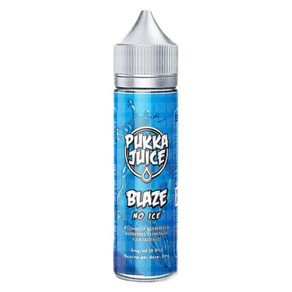 Pukka Blaze No Ice 50ml