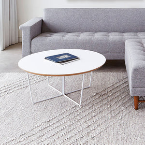 Array Coffee Table - Round - Hausful - Modern Furniture, Lighting, Rugs and Accessories