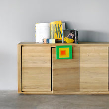 "Load image into Gallery viewer, Oak Shadow Sideboard - 80"" - Hausful - Modern Furniture, Lighting, Rugs and Accessories"