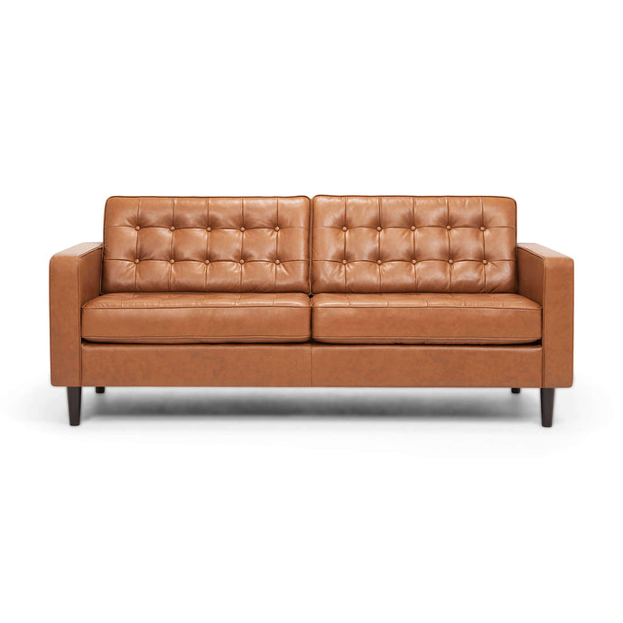 Reverie Apartment Sofa - Leather - Hausful - Modern Furniture, Lighting, Rugs and Accessories