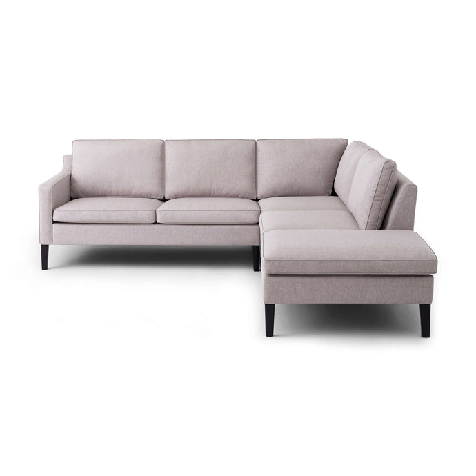 Skye 2-piece sectional sofa with Corner Chaise - Fabric - Hausful - Modern Furniture, Lighting, Rugs and Accessories