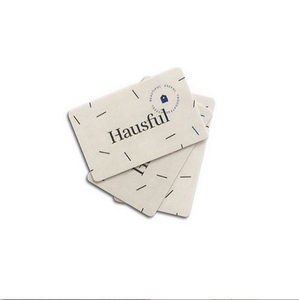 Hausful Gift Card - Hausful - Modern Furniture, Lighting, Rugs and Accessories