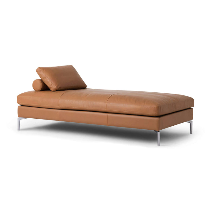 Eve Daybed - Leather - Hausful - Modern Furniture, Lighting, Rugs and Accessories