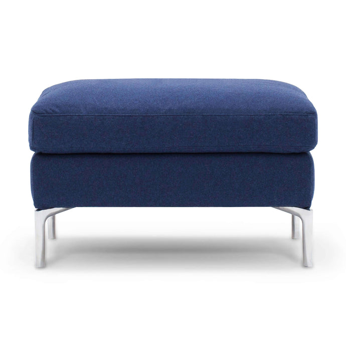 Eve Ottoman - Fabric - Hausful - Modern Furniture, Lighting, Rugs and Accessories