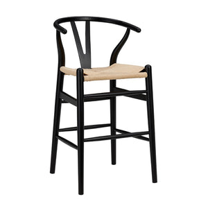 Wishbone Counter Stool - Painted - Hausful - Modern Furniture, Lighting, Rugs and Accessories