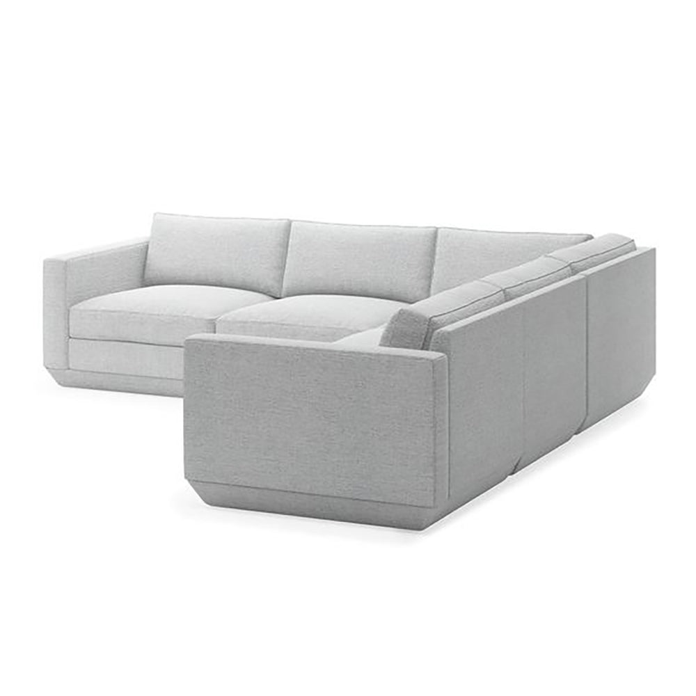 Podium 5PC Corner Sectional - Hausful - Modern Furniture, Lighting, Rugs and Accessories