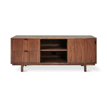 Load image into Gallery viewer, Belmont Media Stand - Hausful - Modern Furniture, Lighting, Rugs and Accessories