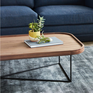 Porter Coffee Table - Rectangle - Hausful - Modern Furniture, Lighting, Rugs and Accessories