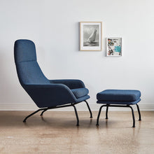 Load image into Gallery viewer, Tallinn Lounge Chair & Ottoman - Hausful - Modern Furniture, Lighting, Rugs and Accessories