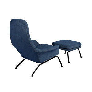 Tallinn Lounge Chair & Ottoman - Hausful - Modern Furniture, Lighting, Rugs and Accessories