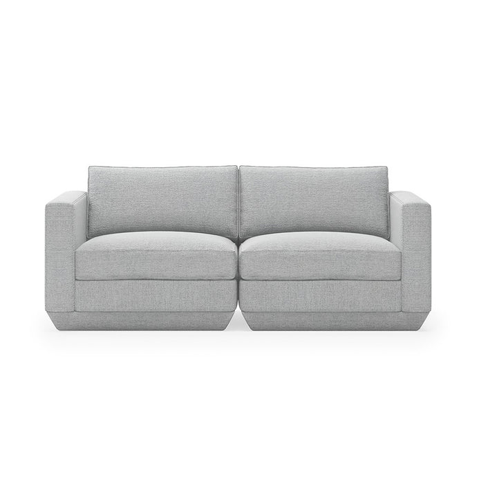 Podium  2PC Sofa - Hausful - Modern Furniture, Lighting, Rugs and Accessories