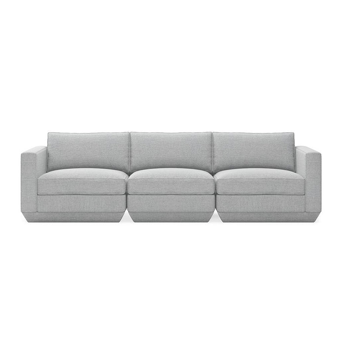 Podium 3PC Sofa - Hausful - Modern Furniture, Lighting, Rugs and Accessories