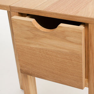 Hallie Folding Table - Hausful - Modern Furniture, Lighting, Rugs and Accessories