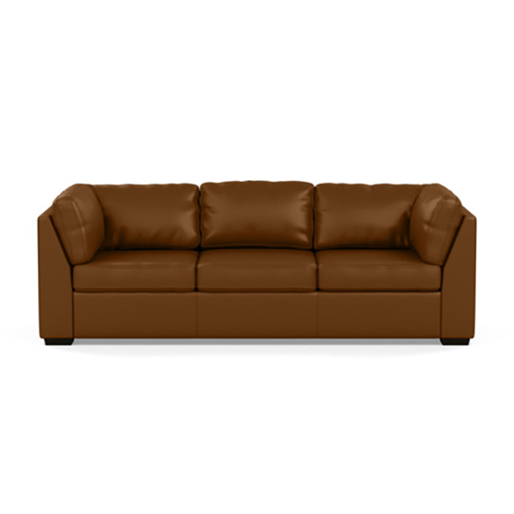 Salema Sofa Sleeper - Leather - Hausful - Modern Furniture, Lighting, Rugs and Accessories