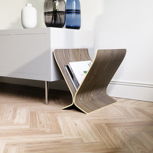 Arling Magazine Rack - Hausful - Modern Furniture, Lighting, Rugs and Accessories